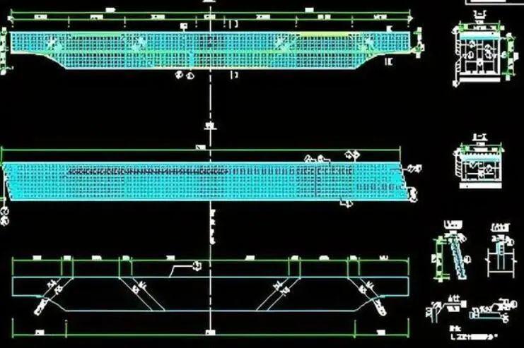 桥梁盖梁设计计算,直观实用的盖梁设计数据_6
