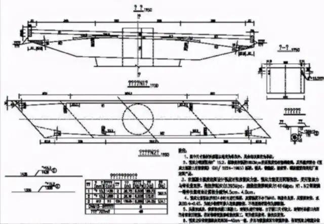 桥梁盖梁设计计算,直观实用的盖梁设计数据_8