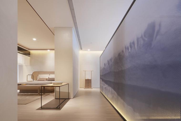新中式江南风民宿室内CAD施工图+SU模型_4