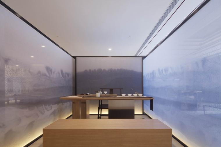新中式江南风民宿室内CAD施工图+SU模型_11