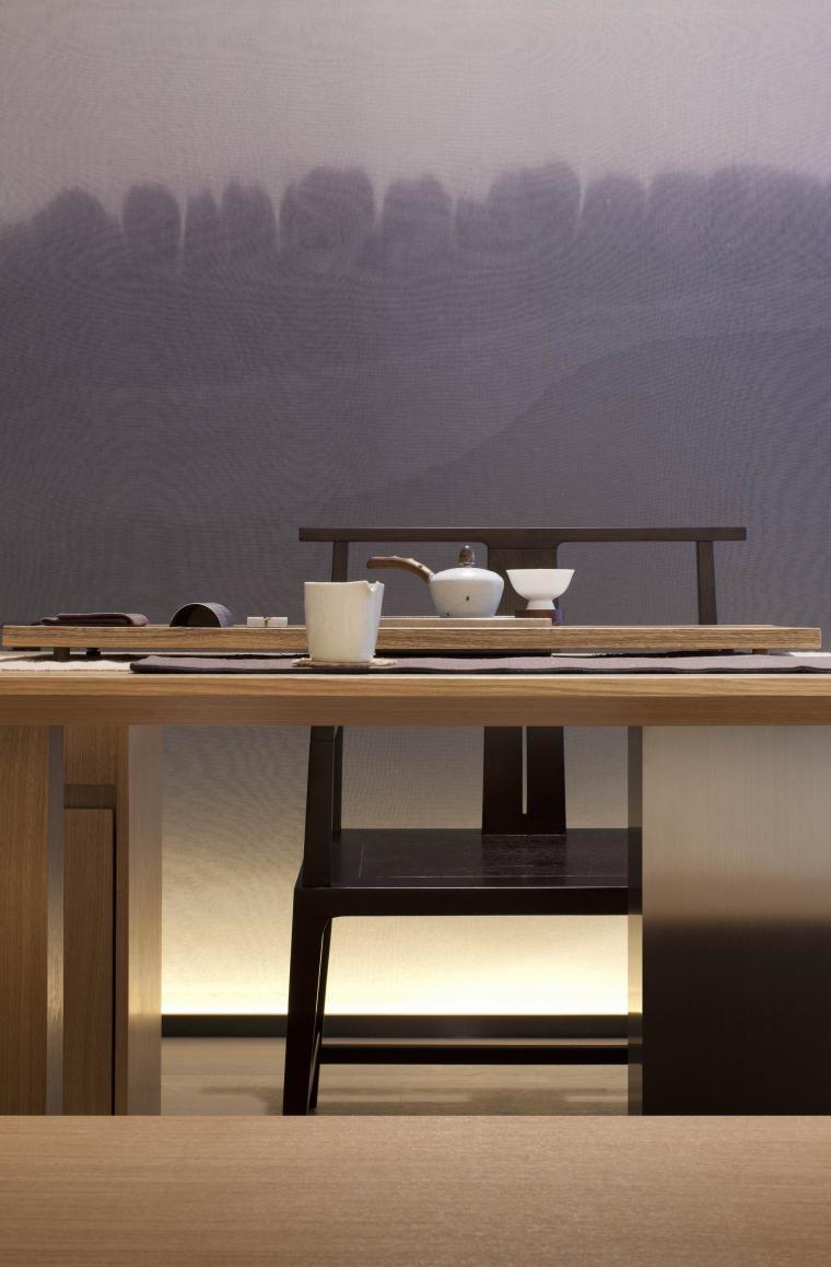 新中式江南风民宿室内CAD施工图+SU模型_12
