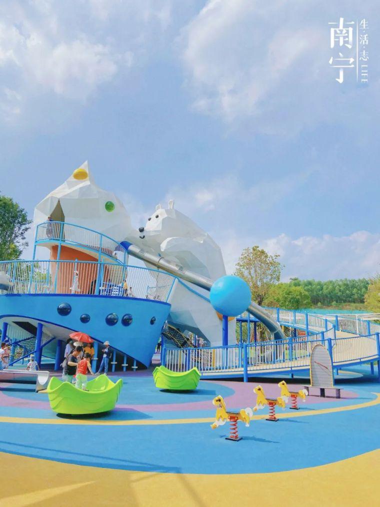 无动力儿童乐园,宠爱整个童年时光!_49