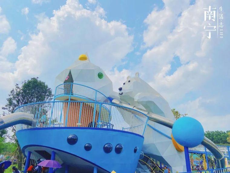 无动力儿童乐园,宠爱整个童年时光!_50