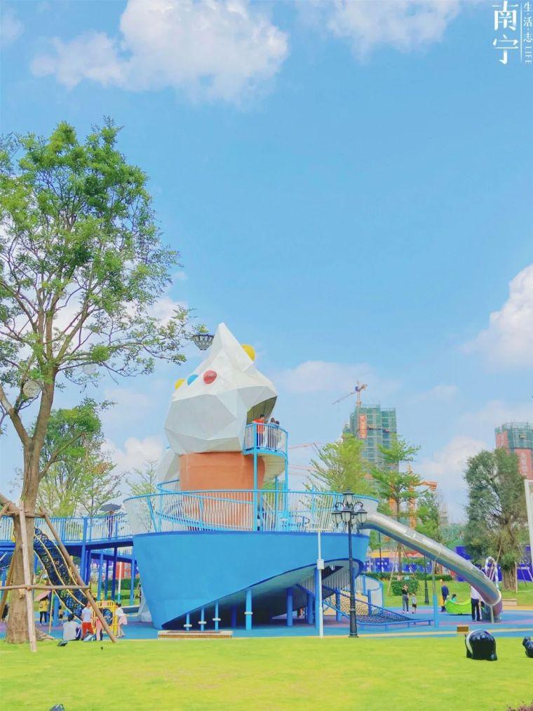 无动力儿童乐园,宠爱整个童年时光!_52