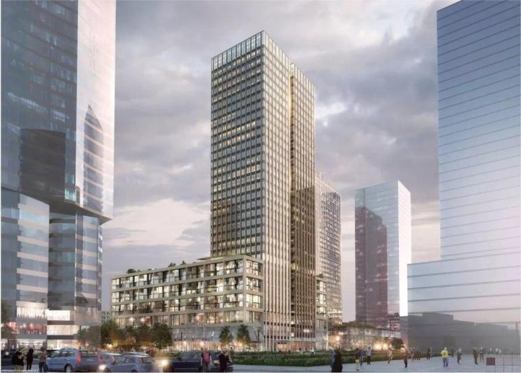 30层商业办公楼临时水电施工方案(含消防)_1