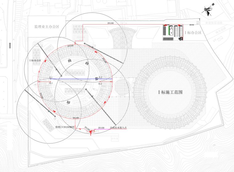 [深圳]医院项目施工总承包技术Ⅱ标2020_9