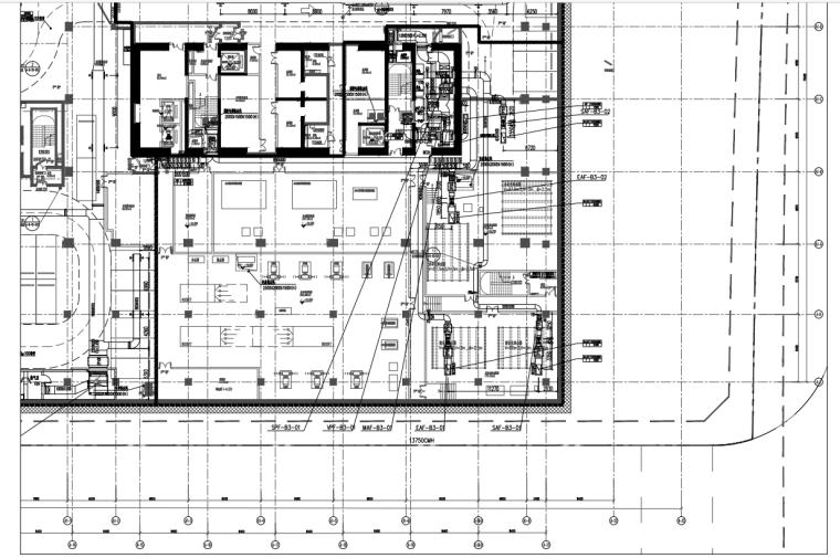 上海30层甲级办公楼暖动图纸_6