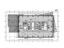 上海30层甲级办公楼酒店给排水电施工图