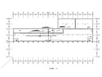 山东3层丁类厂房暖通施工图