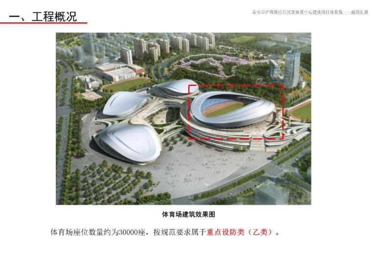 泰安体育场超限设计汇报PPT_5