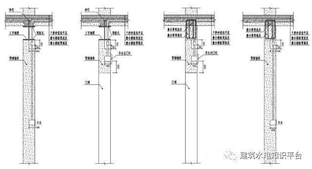 装配式建筑电气管线预留预埋方法_3