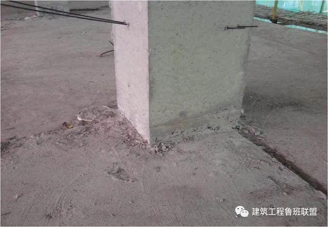 墙柱根部如何防漏浆?推荐做法!_3