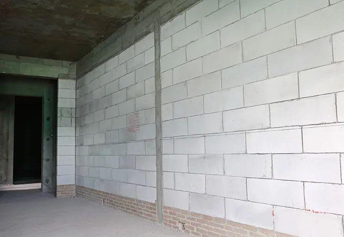 砌筑工程如何精细化施工?高精砌块工艺示例_1