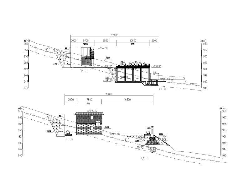 [四川]水厂工程施工设计图集2021_2