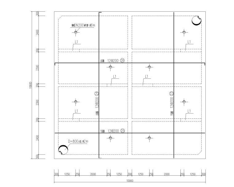[四川]水厂工程施工设计图集2021_8