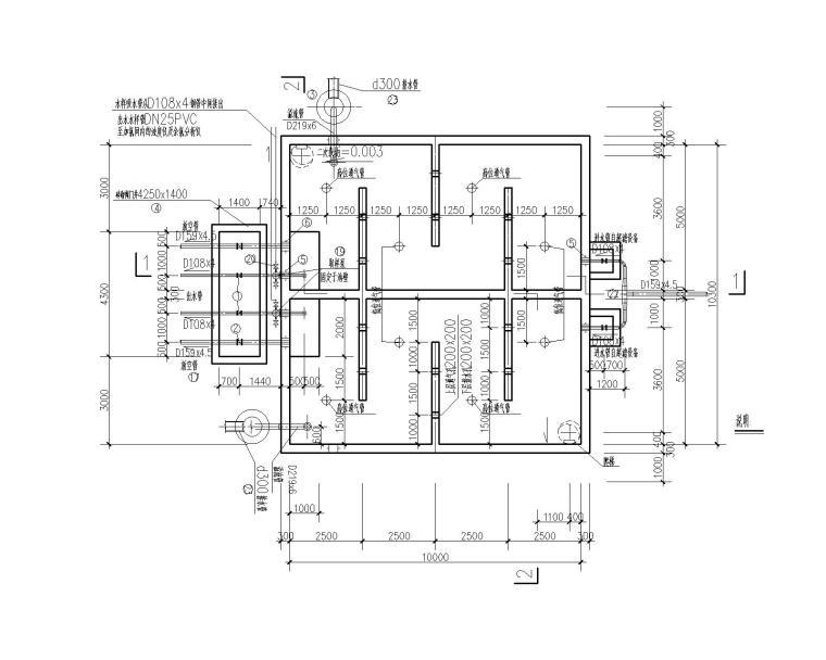 [四川]水厂工程施工设计图集2021_5