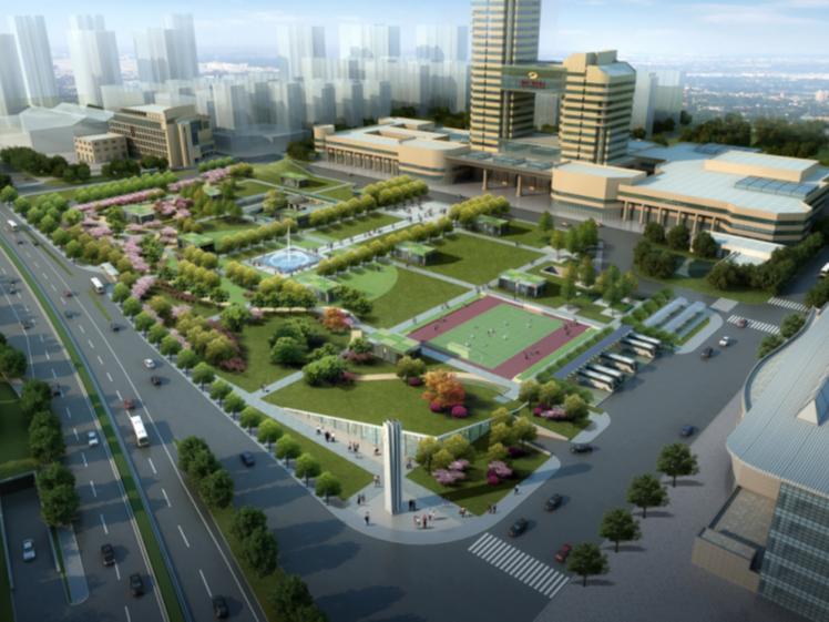[国企]广场改造基坑开挖与支护方案2020_1