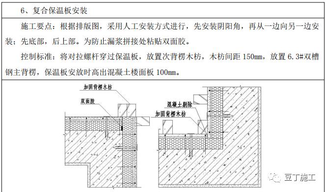 外墙保温工程施工工艺手册,这五类都教给你_19