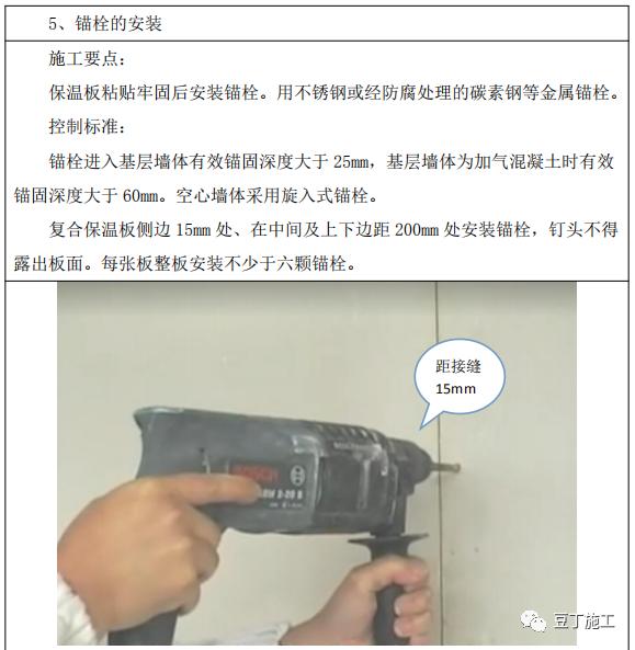 外墙保温工程施工工艺手册,这五类都教给你_48