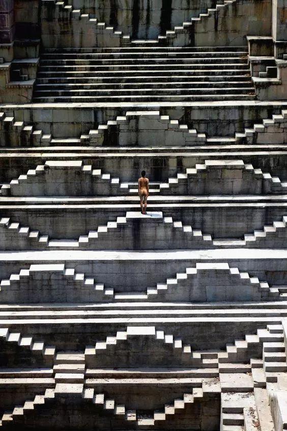 台阶设计技巧,多种多样_60