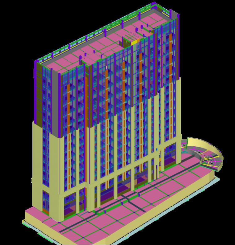 巨匠建设集团研究中心大楼BIM应用介绍_52