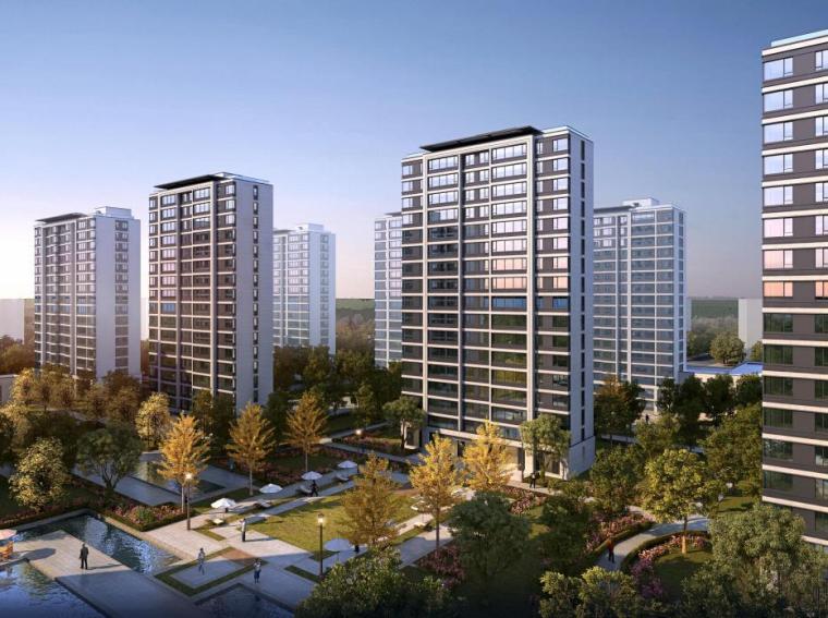 9月更新!20套居住区规划设计文本资料合集_1