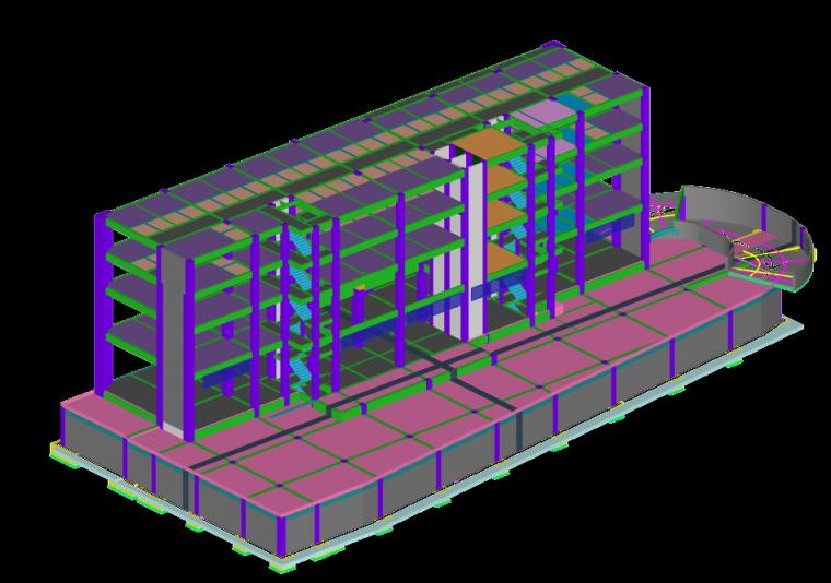 巨匠建设集团研究中心大楼BIM应用介绍_49