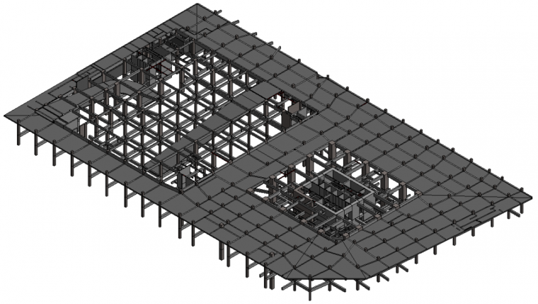 BIM层高优化:地下室这样还可以少做1米!_3