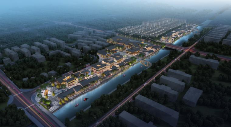 文化旅游街区改造工程-BIM土建应用分享_1