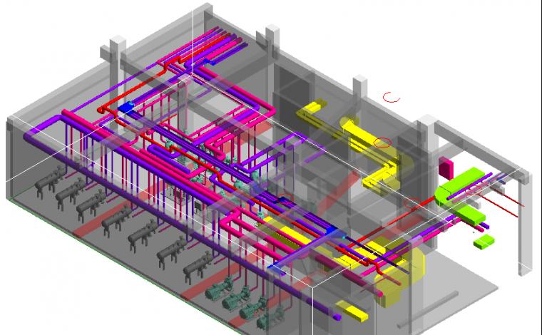 BIM层高优化:地下室这样还可以少做1米!_19