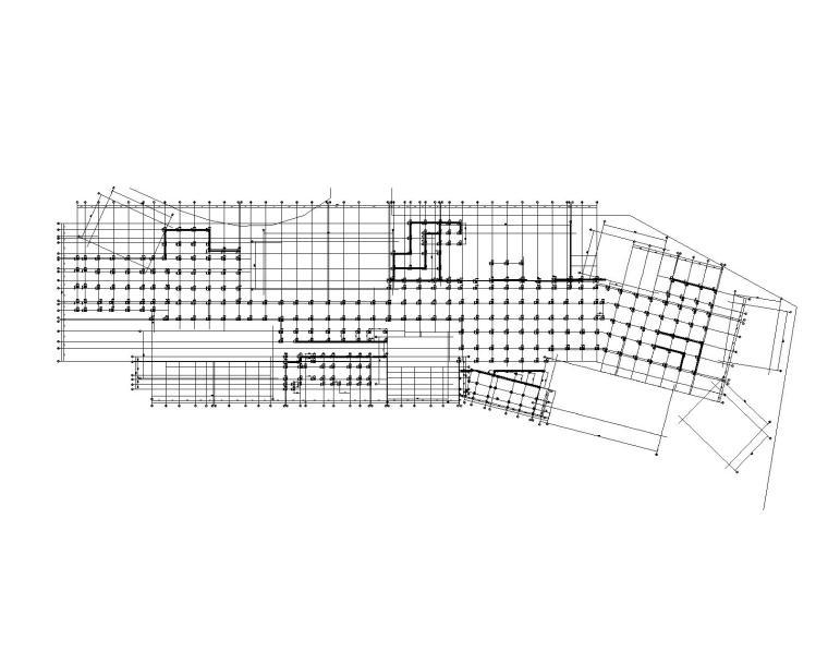 高层剪力墙结构住宅地下车库结施2020+600P_6