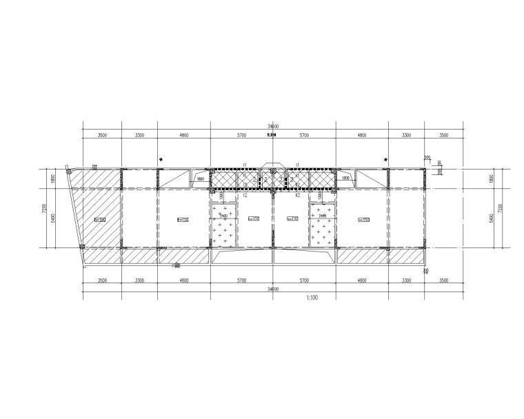 高层剪力墙结构住宅地下车库结施2020+600P_5