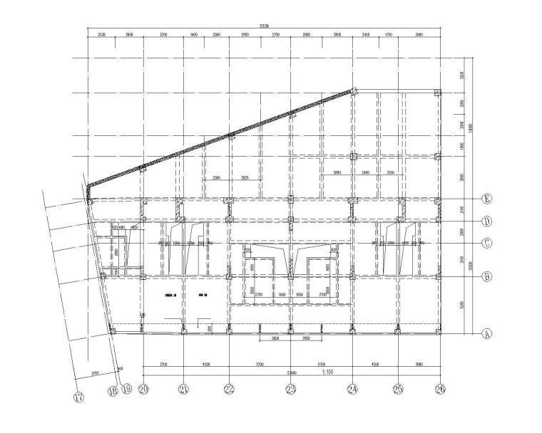 高层剪力墙结构住宅地下车库结施2020+600P_2