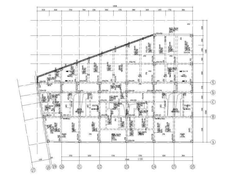 高层剪力墙结构住宅地下车库结施2020+600P_3
