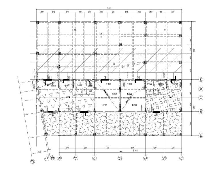 高层剪力墙结构住宅地下车库结施2020+600P_4