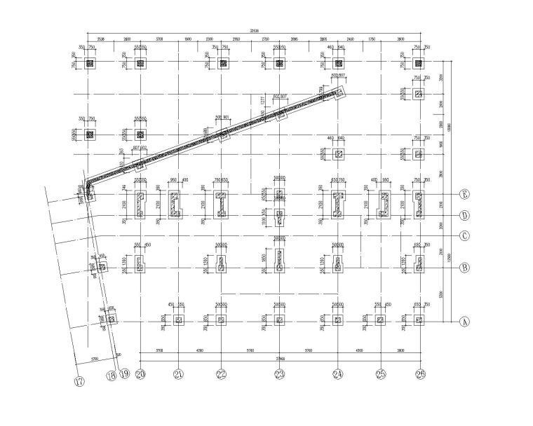 高层剪力墙结构住宅地下车库结施2020+600P_1