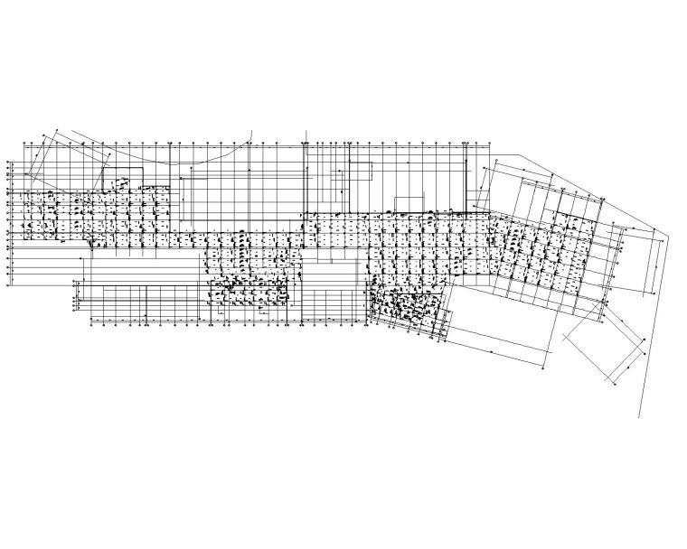 高层剪力墙结构住宅地下车库结施2020+600P_8