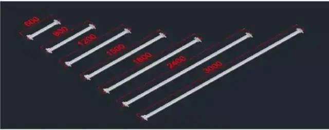 新型盘扣式支架搭设施工技术要点总结!_5