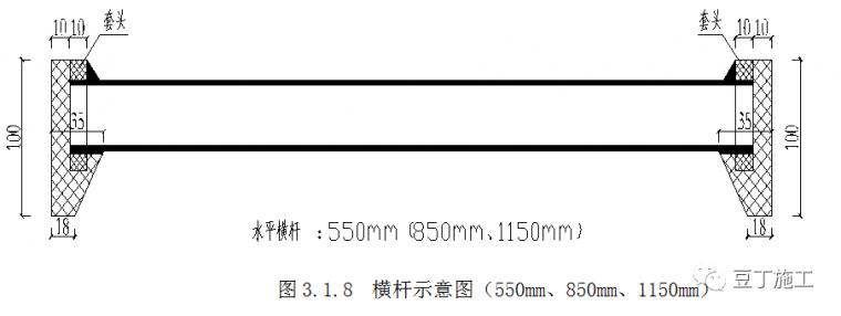 新型盘扣式支架搭设施工技术要点总结!_31