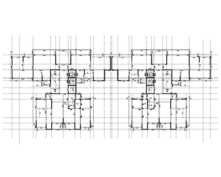 剪力墙城市综合体结构施工图120p_6