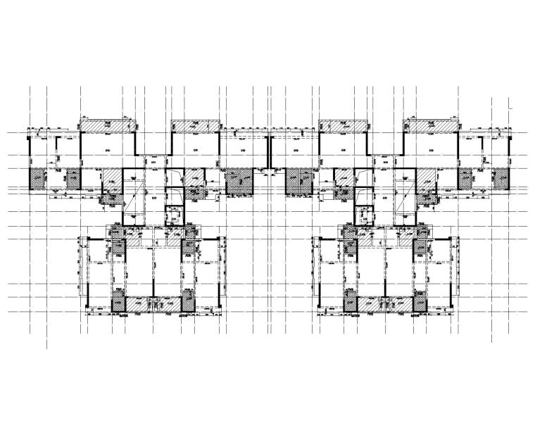 剪力墙城市综合体结构施工图120p_2