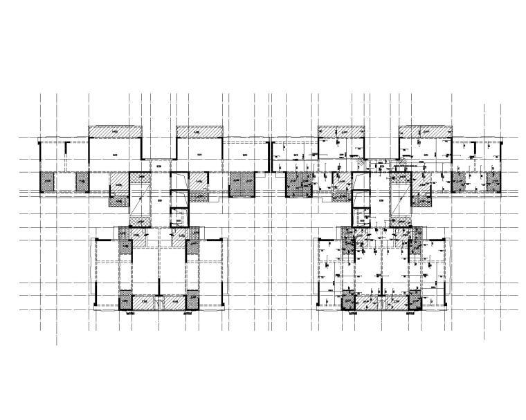 剪力墙城市综合体结构施工图120p_7