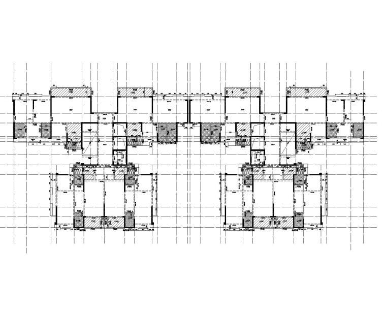 剪力墙城市综合体结构施工图120p_4