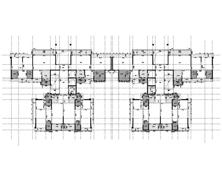剪力墙城市综合体结构施工图120p_3