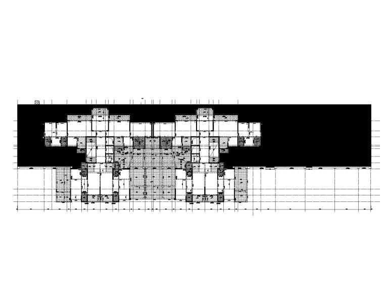 剪力墙城市综合体结构施工图120p_11