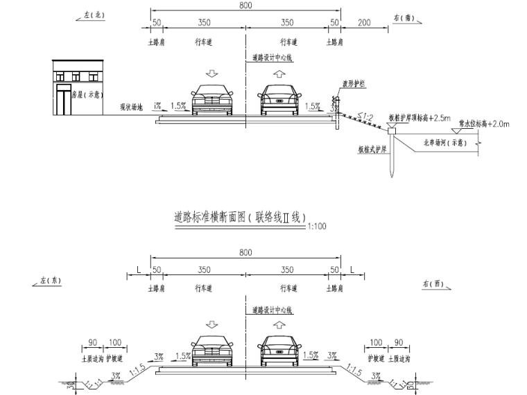 [江苏]某大桥联络线道路工程(2021+106p)_2