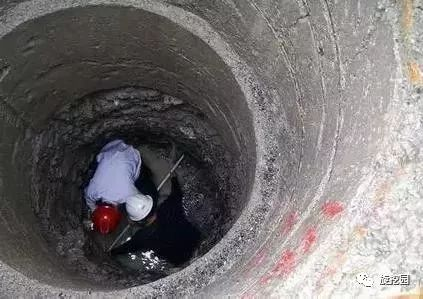 人工挖孔桩遇到问题莫慌,4个方面教你处理_1