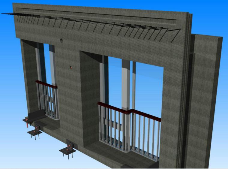 二层小别墅BIM案例分享_6