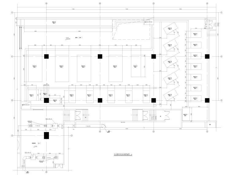 湖北53层超高层大型商业综合体暖通施工图_10
