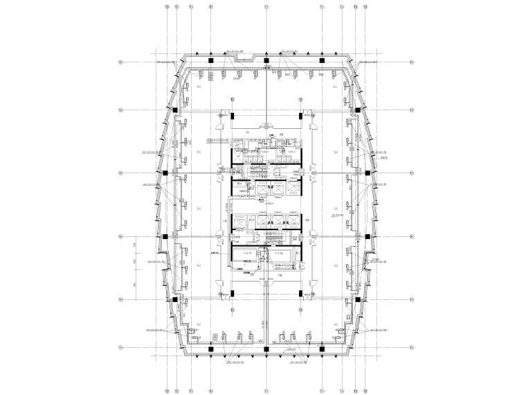 湖北53层超高层大型商业综合体暖通施工图_9